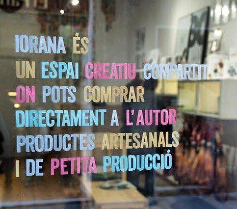 Molt content i orgullós de poder compartir espai amb altres creadors i artesans de la ciutat. A partir d'ara pots trobar Barkeno Goods a @ioranabcn al carrer Diluvi 10 de Gràcia! Muy contento y orgulloso de compartir espacio con otros creadores y artesanos de la ciudad. A partir de ahora puedes encontrar Barkeno Goods en @ioranabcn en la calle Diluvi 10 de Gràcia! #supporthandmade #buylocal #barcelona #madeinbarcelona