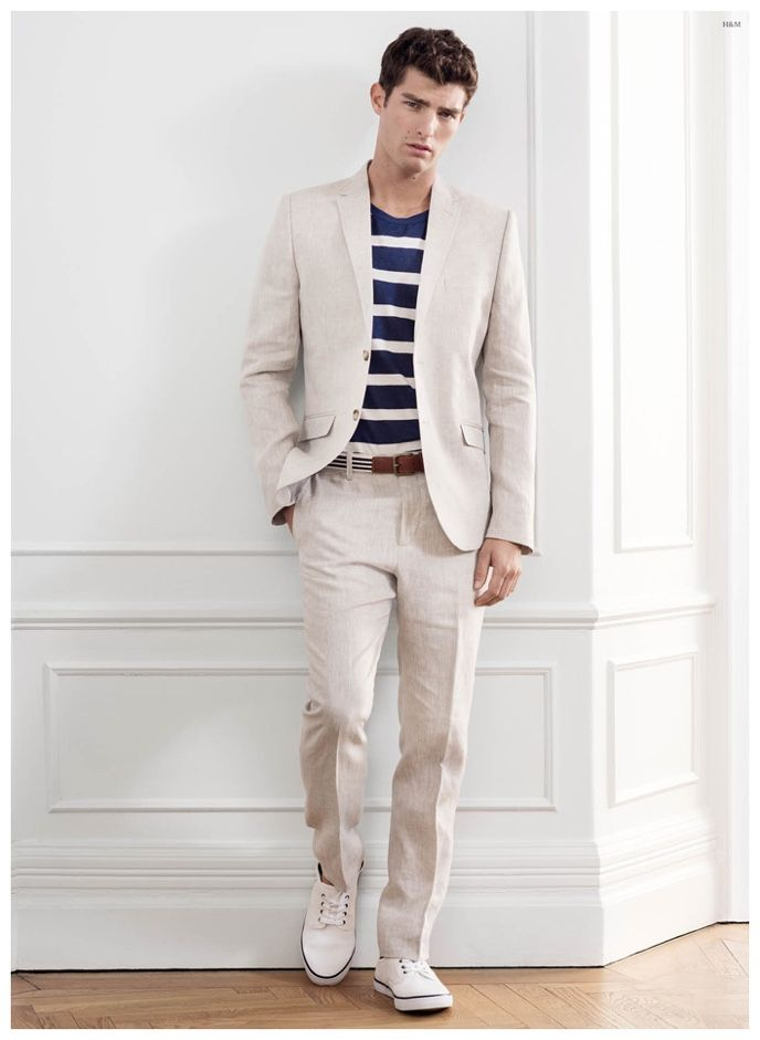 hm men's style guide how to dress for summer weddings
