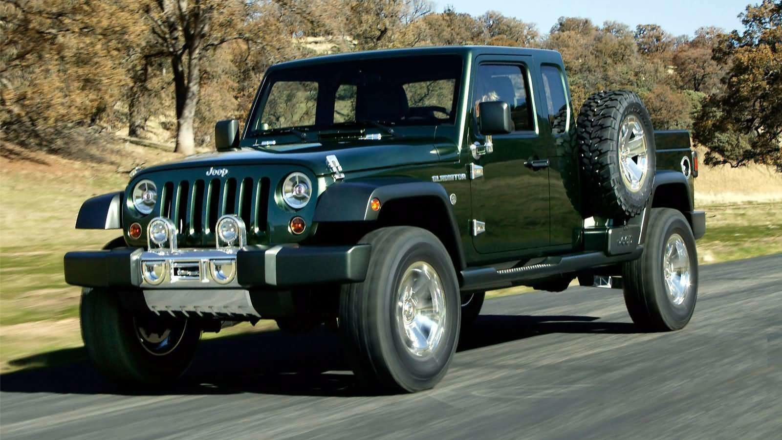 Could The 2016 Fiat Truck Become The Jeep Pickup Jeep Wrangler