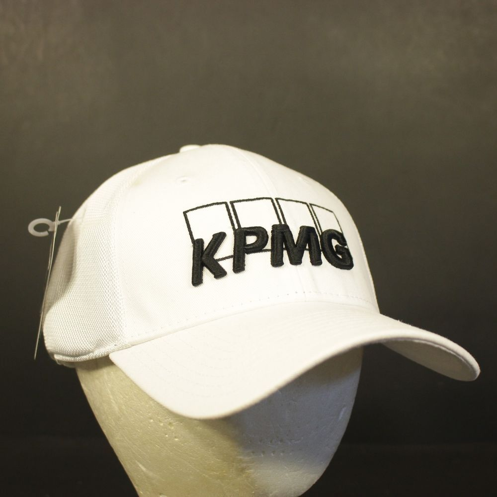 364d295208e Callaway KPMG Golf Hat Cap Strapback NWT White Adjustable Tour Authentic   Callaway  BaseballCap