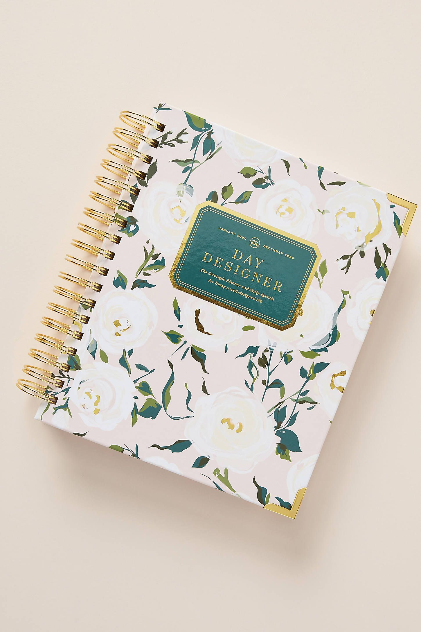 Day Designer Planner By Anthropologie In Assorted