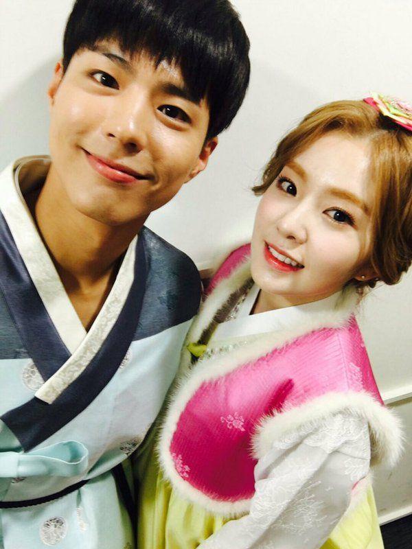 Park Bo Gum Ngaku Ingin Terus Bersama Irene Di Music Bank Selebritas Hiburan Pemotretan