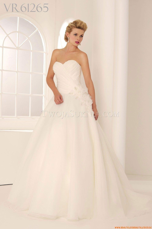 Großartig Einfache Hochzeitskleider Billig Galerie - Brautkleider ...