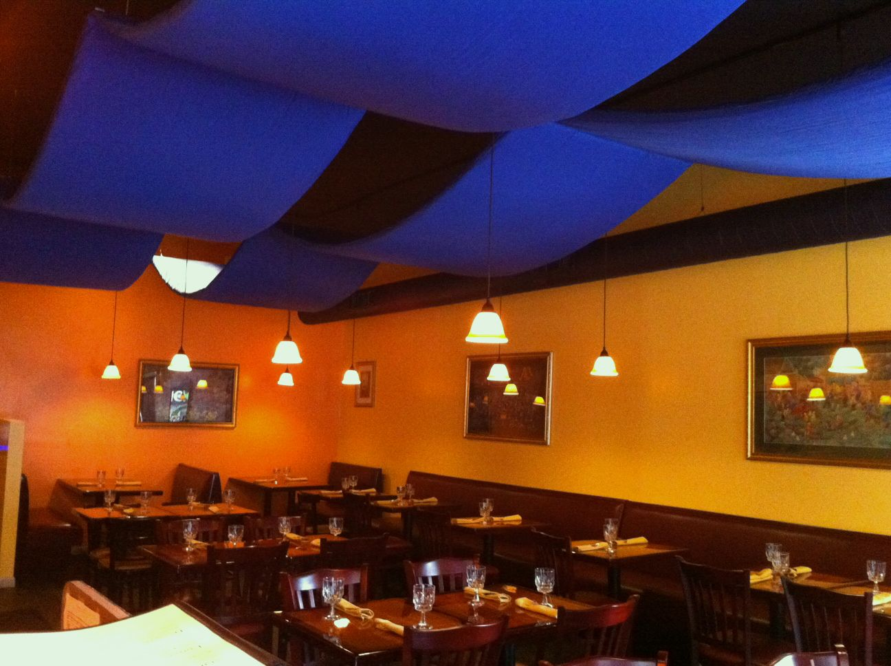 Restraunt 2 0 Pcf Core Fabric Acoustical Surfaces Acousti