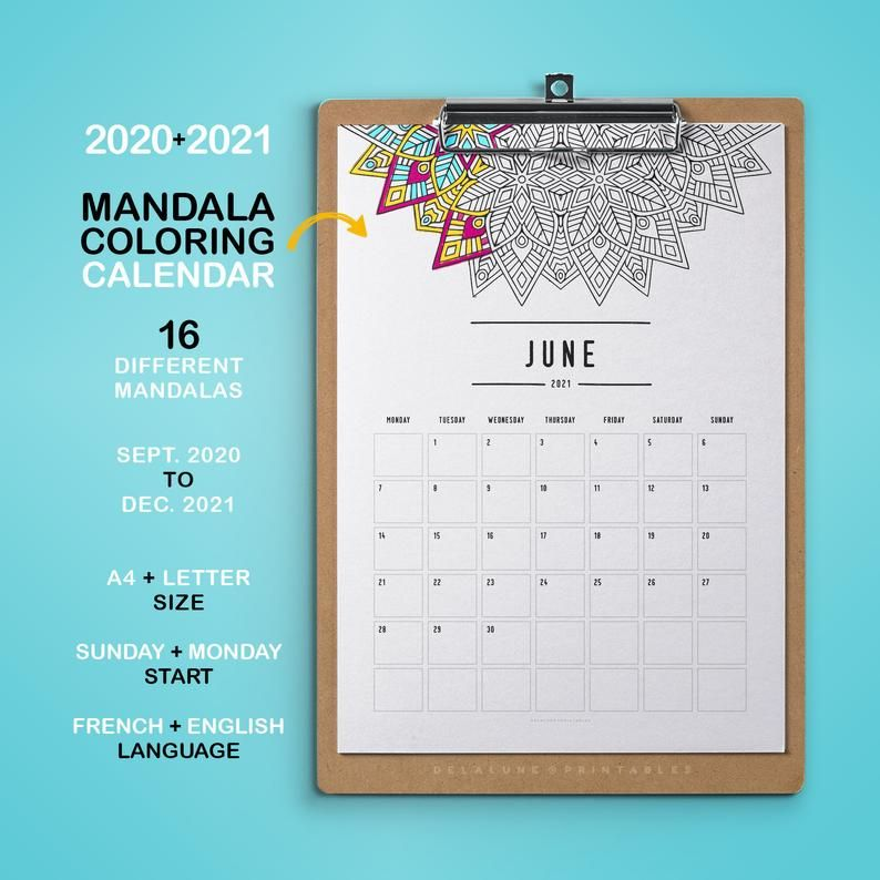 I've been looking for a free printable planner for 2021