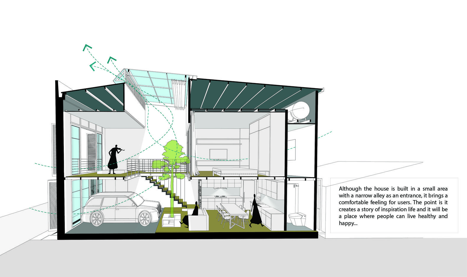 Gallery of A\'s House Project / Global Architects & Associates - 18 ...