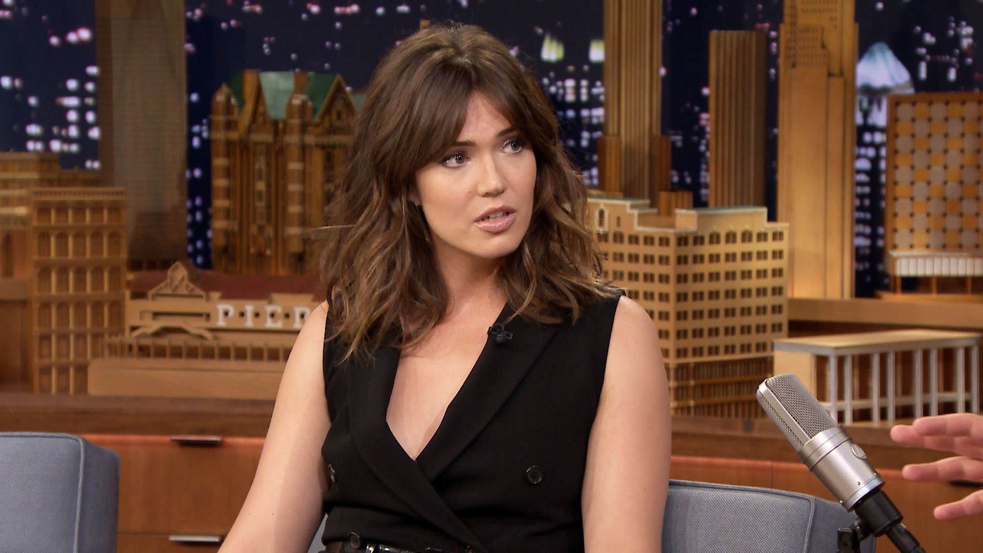 Mandy moore is excited and proud of this is us the tonight show mandy moore is excited and proud of this is us the tonight show baditri Image collections