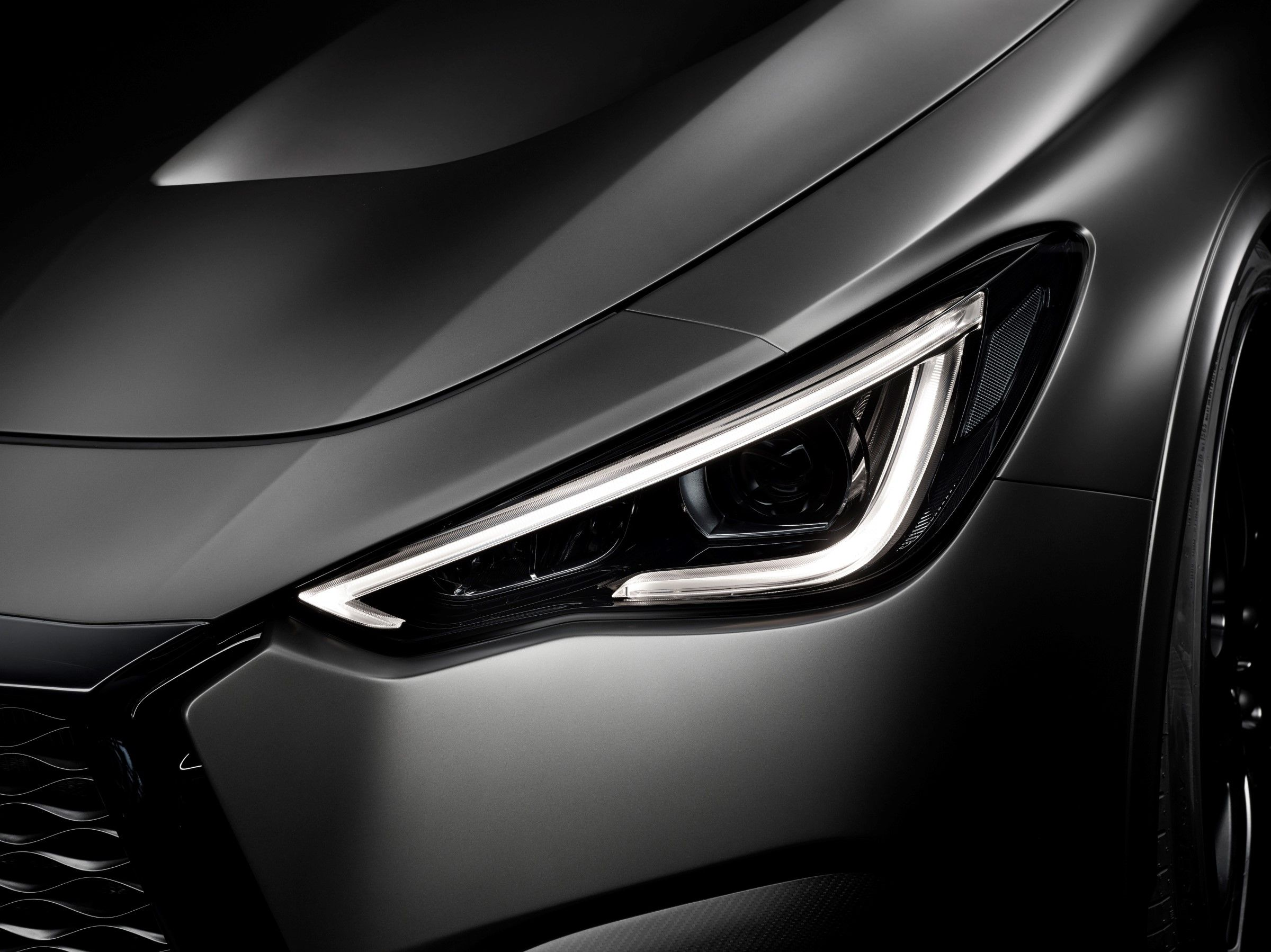2017 Infiniti Project Black S concept Infiniti, Renault