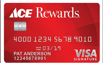 Ace Hardware Credit Card Apply Credit card, Credit card