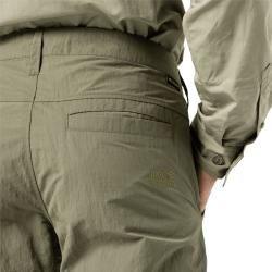Photo of Pantaloni antivento Jack Wolfskin Uomo Pantaloni Lakeside Uomo 54 Wolf Wolfskin verde