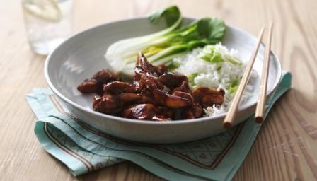 Teriyaki chicken recipe rice teriyaki chicken and recipes for food bbc food recipes teriyaki chicken forumfinder Images
