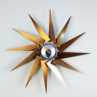 Home For Nelson Vitra Details ClockGeorge Turbine PnkZN0wX8O