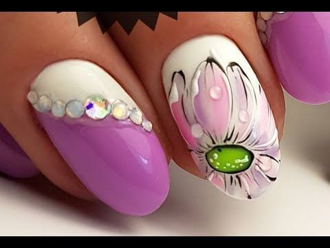 New Nail Art 2018the Best Nail Art Designs Compilationdiy Videos