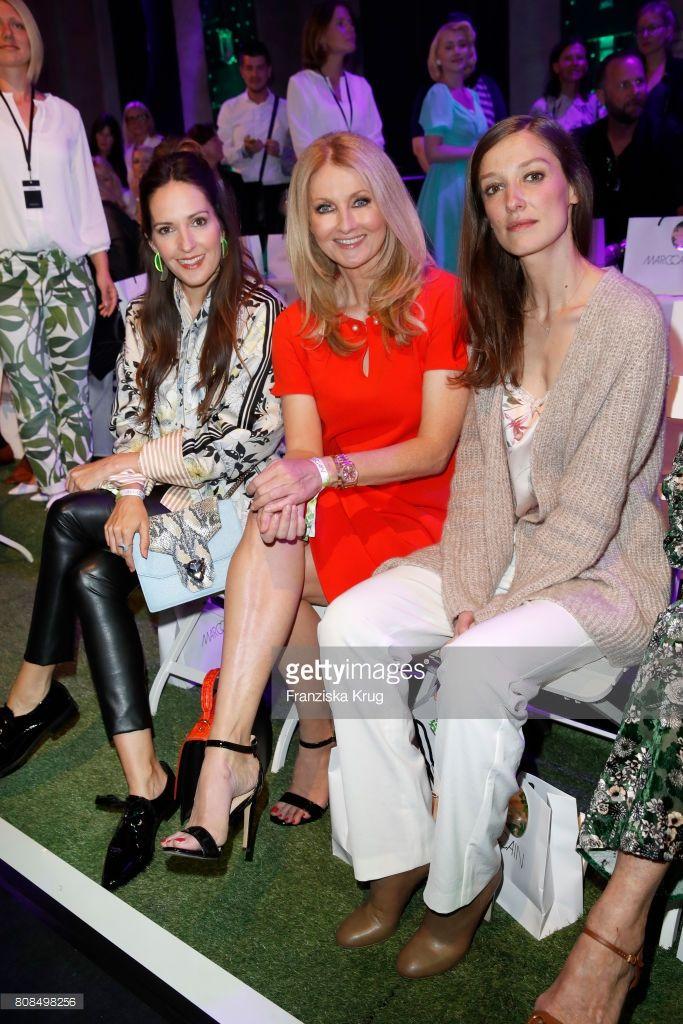 johanna klum frauke ludowig and alexandra maria lara attend the marc in 2019 actresses. Black Bedroom Furniture Sets. Home Design Ideas