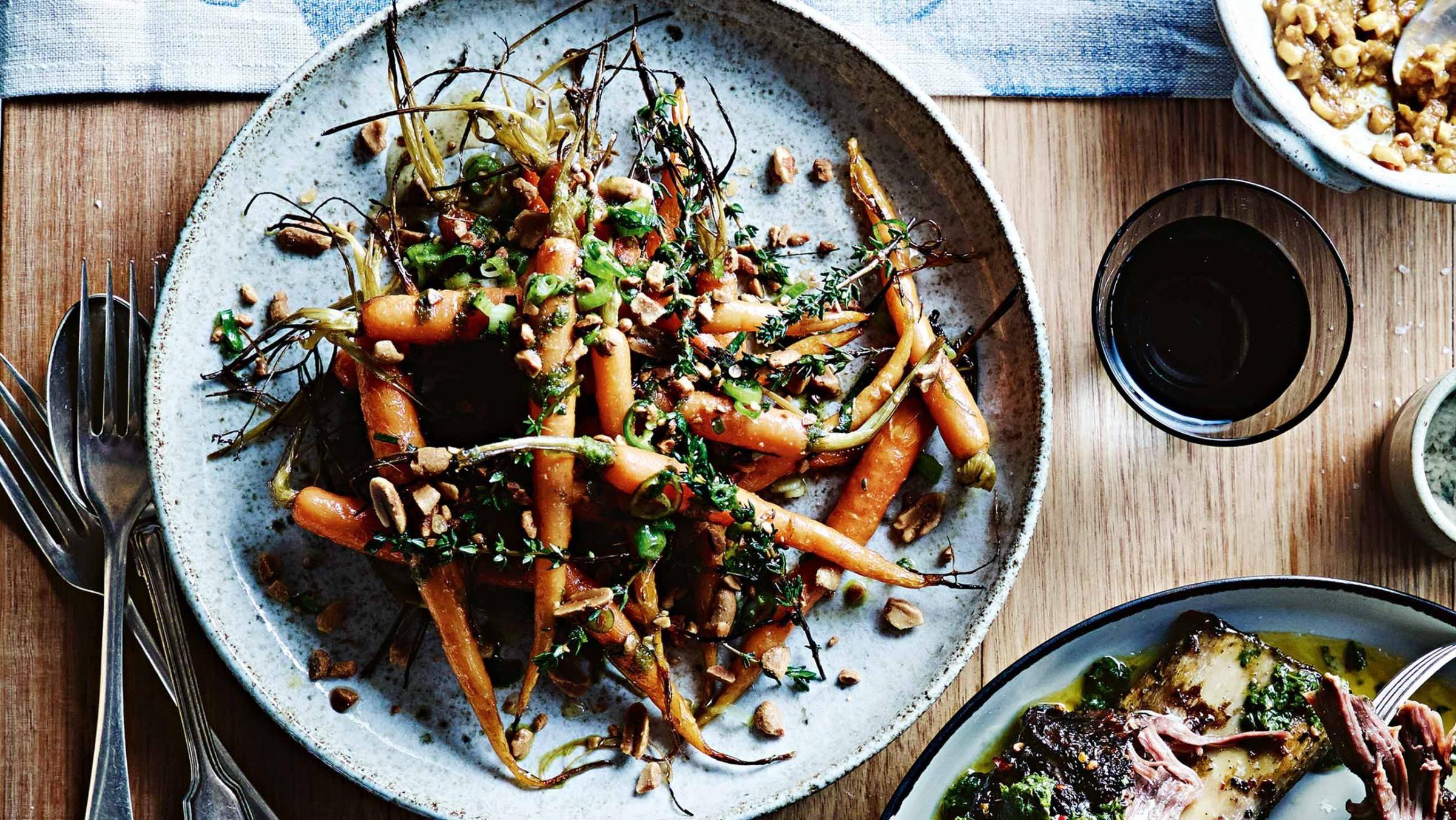 roasted-carrots