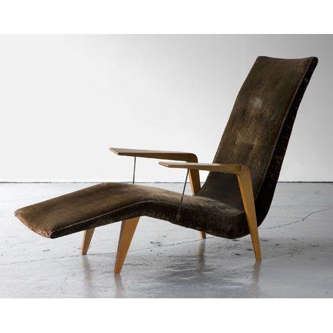 Lounge Chairs - Joaquim Tenreiro - R 20th Century Design - ausergewohnliche relax liege hochster qualitat