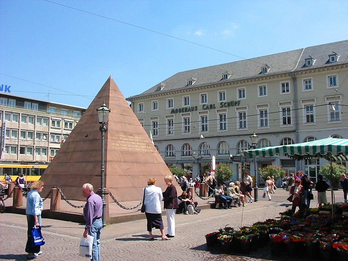 marktplatz karlsruhe, germany Germany Pinterest