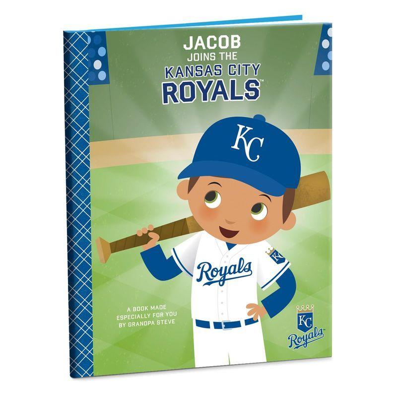 Kansas City Royals Personalized Book Texas Rangers Personalized Books Kansas City Royals