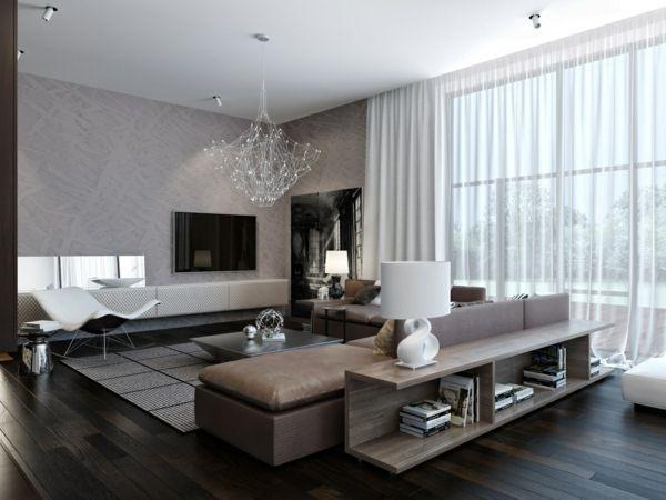 Wohnzimmer Designermöbel ~ Moderne designermöbel wohnideen wohnzimmer.jpg 600×450