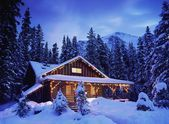 Photo of Winter Weekend Cabins Made Just for Two       This image has get 3 repins.    Au…