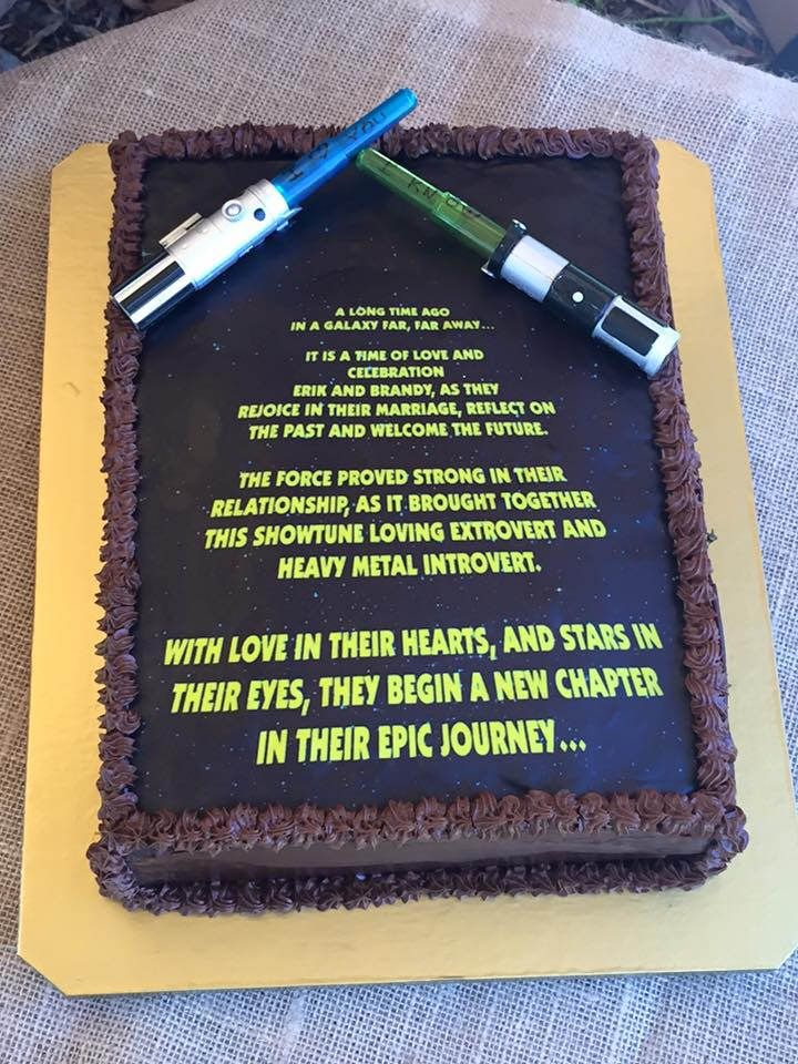 Star Wars Groom Cake Cake Star And Grooms - Crazy cake designs lego grooms cake design