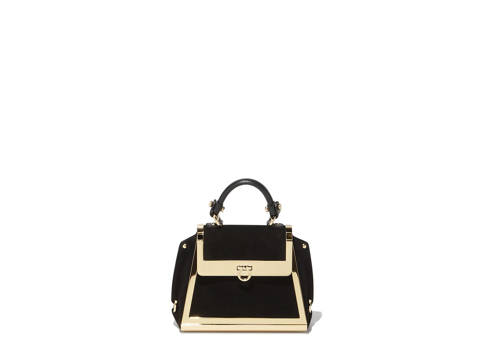 5350a66387 Mini Sofia Bag - Handbags - Women - Salvatore Ferragamo