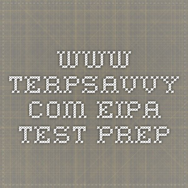Terpsavvy Eipa Test Prep Asl Pinterest Sign Language