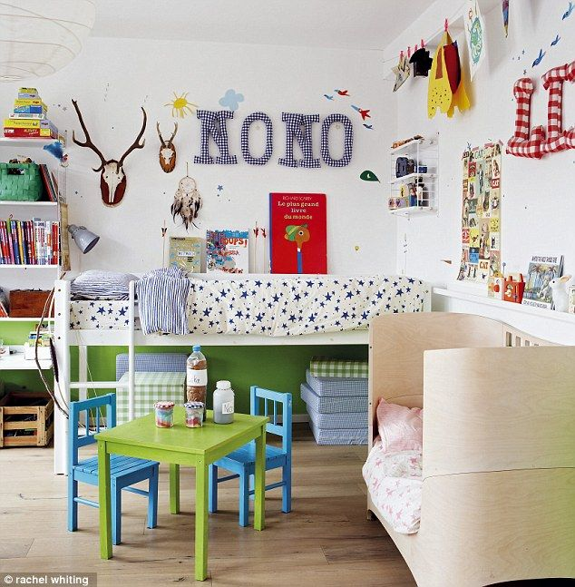 Interiors special: Creative Family Home | Kids rooms, Bedrooms and Child