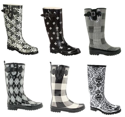 1000  images about Rain Boots on Pinterest | Designer boots, Crocs ...