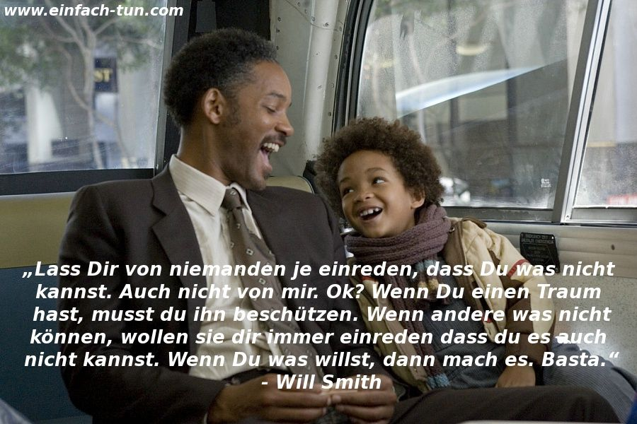 Will Smith Sprüche