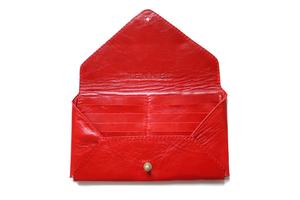 Rennes Milo envelope wallet. I want! Possibly DIY...
