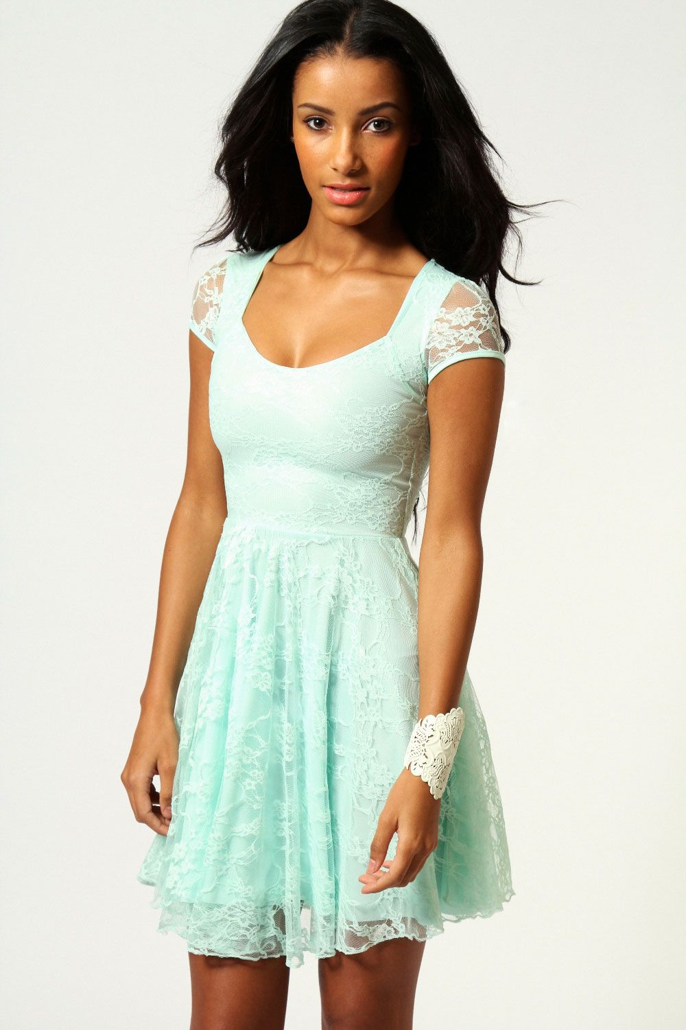 Pin by grace andrews on my style pinterest mint lace dresses