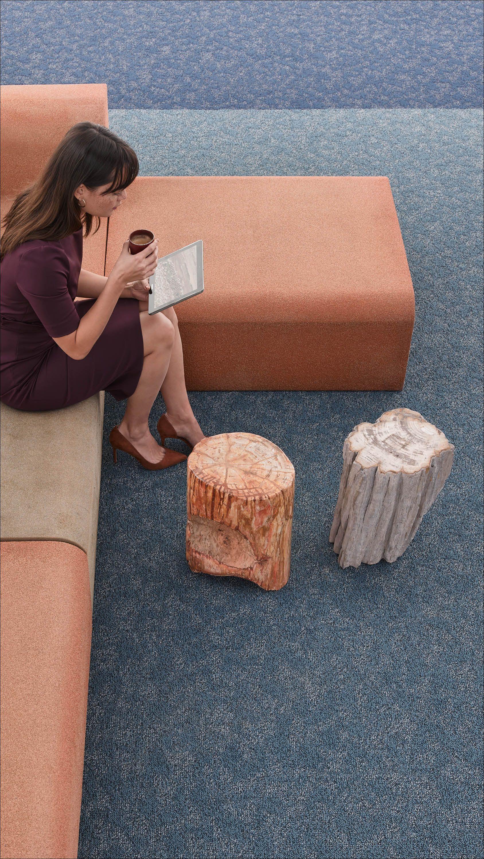 Our Desso Granite Carpet Tiles Resemble The Raw And Unpredictable