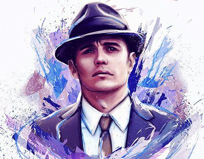 "Check out new work on my @Behance portfolio: ""11/22/63 illustration - James Franco"" http://be.net/gallery/34150769/112263-illustration-James-Franco"