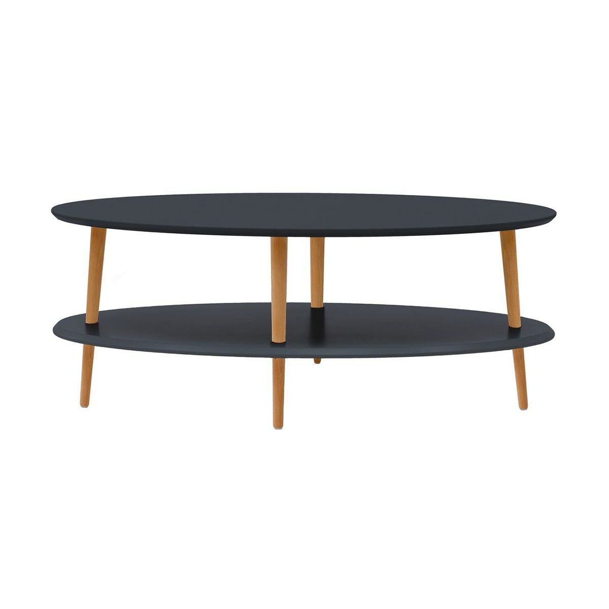 Ovo Low Coffee Table Low Coffee Table Oval Coffee Tables Table
