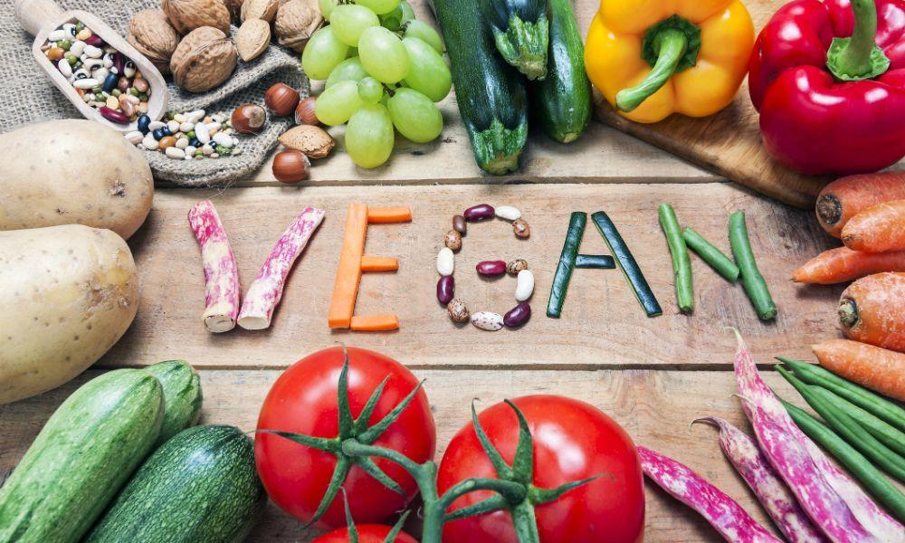 Veganer Diätplan