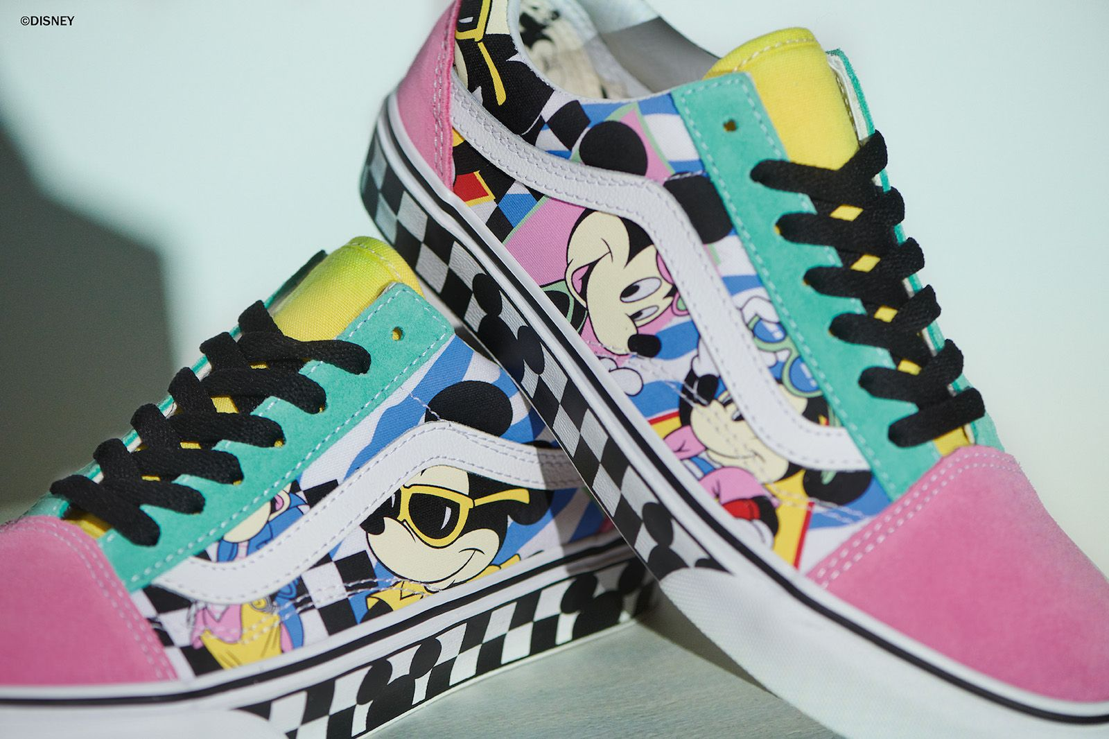Vans is back with another Disney collection! This time, they