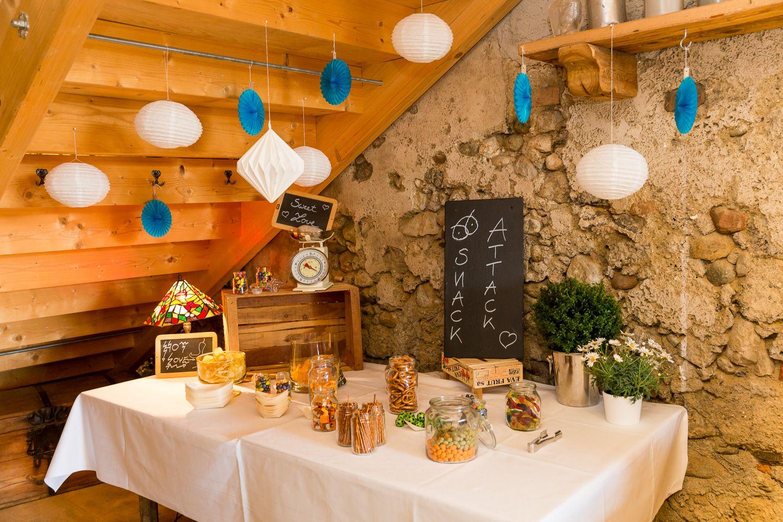 Wedding, Hochzeit, Deko, decoration, Dekoration, rustikal, Scheune ...