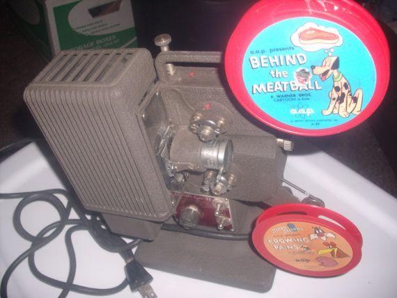 Antique Ampro Precision Projector
