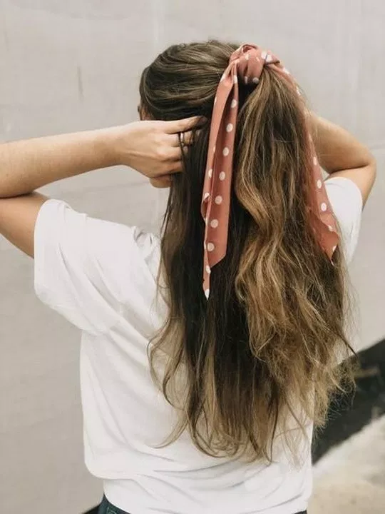 50 your bandana hairstyle in this summer best bandana hairstyles 2019 8