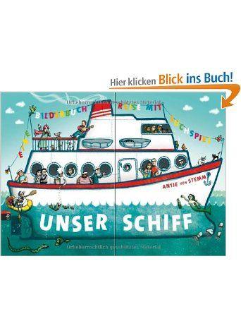 Unser Schiff: Amazon.de: Antje von Stemm: Bücher