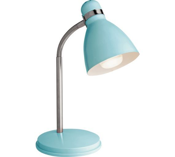 Buy colourmatch desk lamp jellybean blue at argos visit buy colourmatch desk lamp jellybean blue at argos visit argos aloadofball Image collections