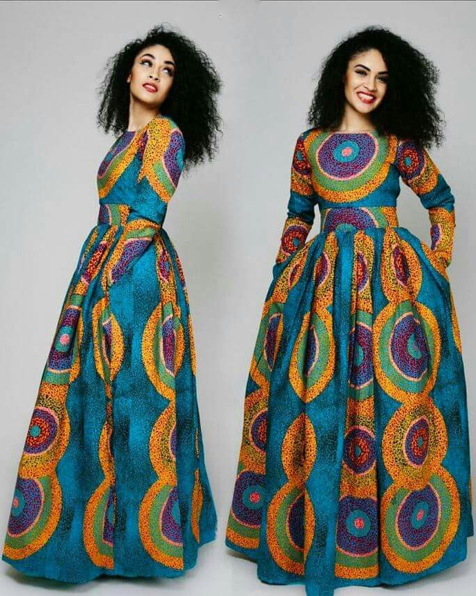 African Clothing African And African American
