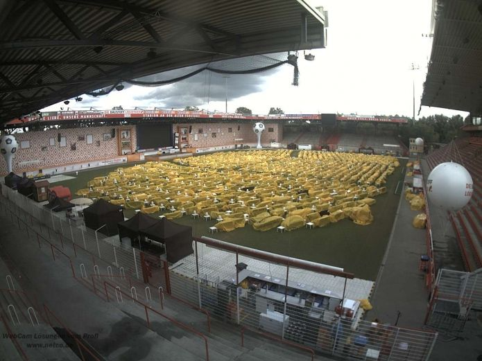 WM WOHNZIMMER BerlinStadion An Der Alten Frsterei Sa