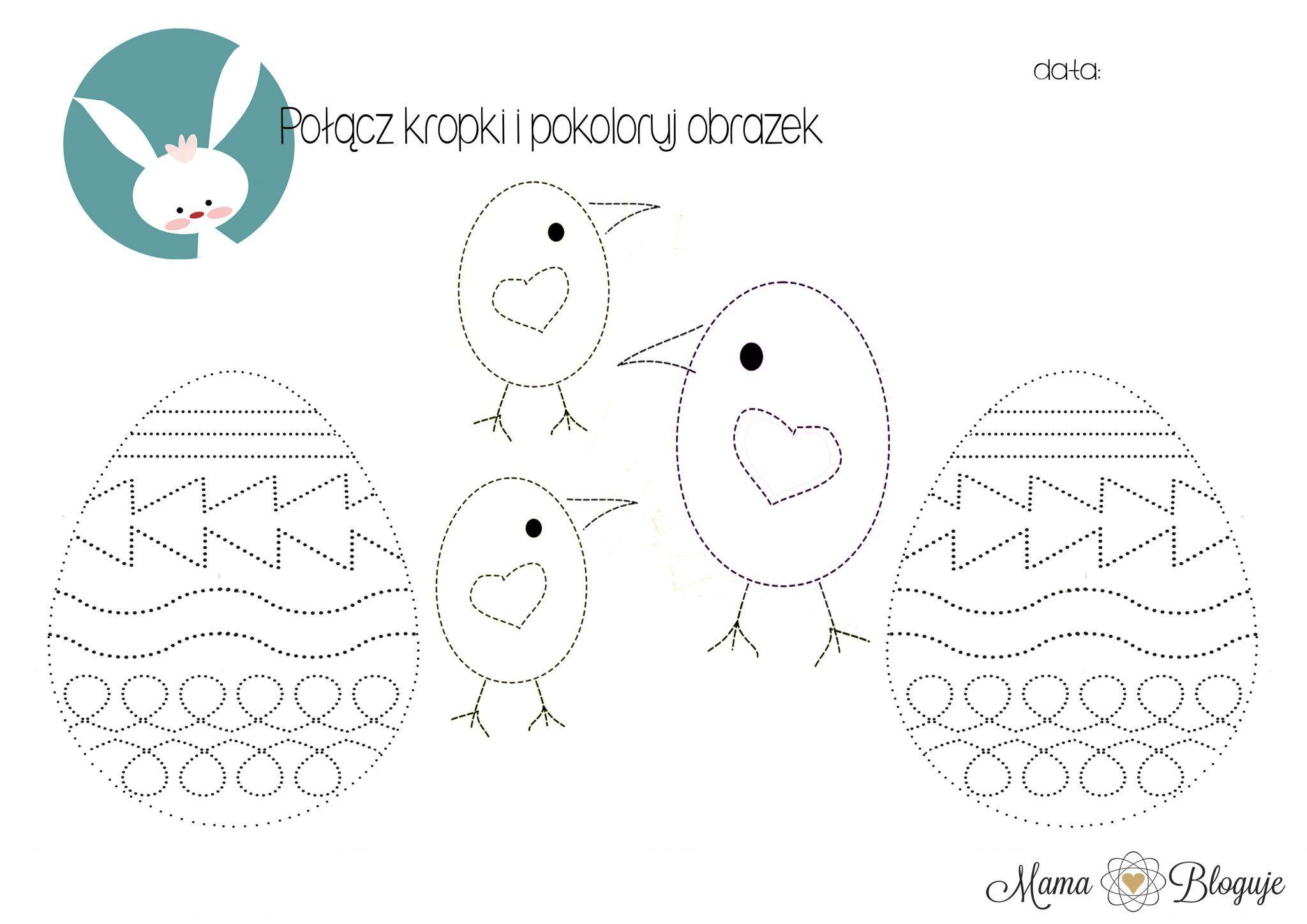 Pin On Wielkanoc Zadania Dla Dzieci