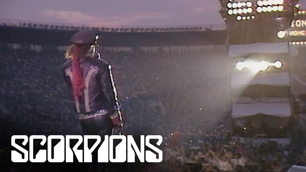 Scorpions Wind Of Change Legendado