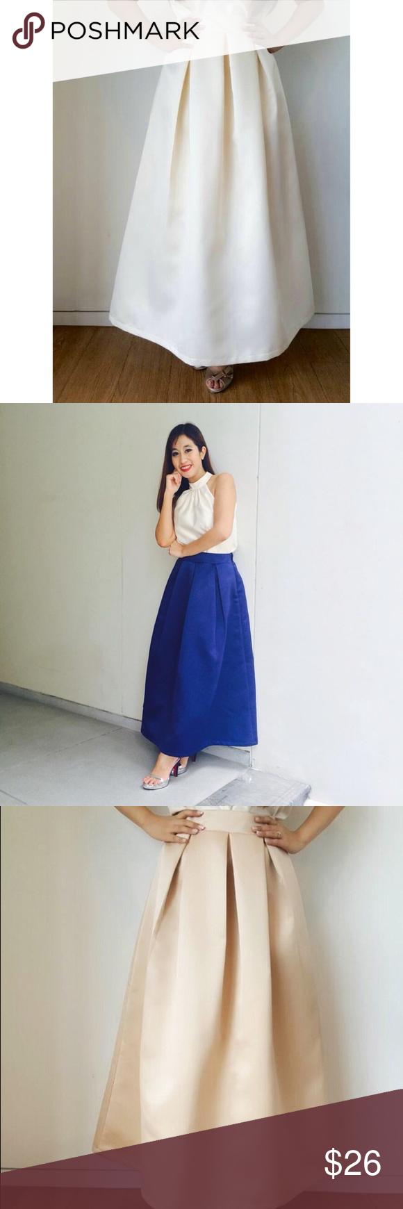 Long Vintage Maxi Skirt Boutique | Colors, Vintage and Grey