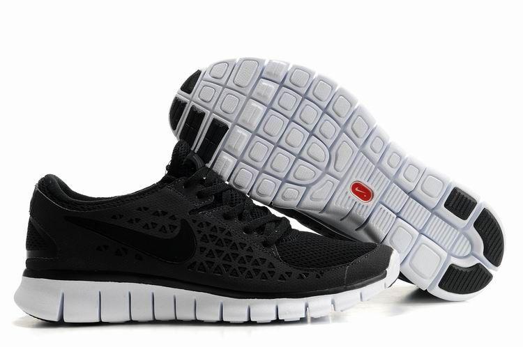 separation shoes 9f914 41a8b ... nike free run kvinnor svart svart