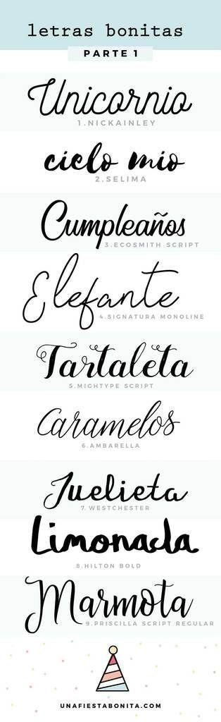 Tipos De Letras Para Invitaciones Letters Tipografia Letras Letras Para Tatuajes Y Letras Caligrafia