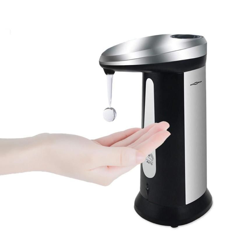 Abs Automatic Liquid Soap Dispenser Automatic Soap Dispenser